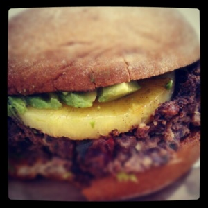 Store-bought and food truck made veggie burgers are just better.