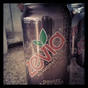 I don't feel bad for being a Zevia whore because it's so good!