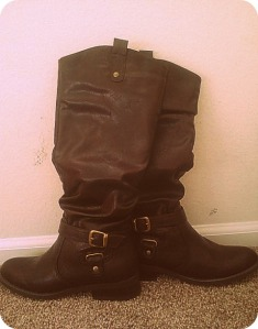 The riding boots I've been wanting for months!