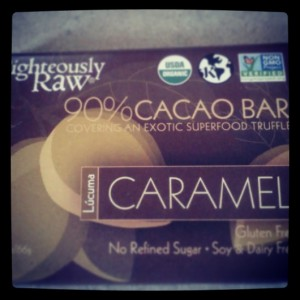 The BEST raw chocolate I've found!