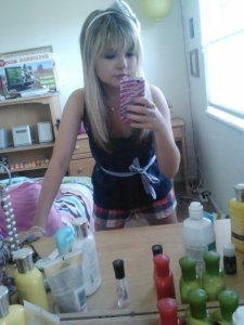 My patriotic outfit.