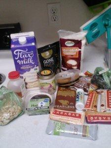 groceries 9-27