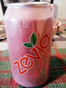 Strawberry Zevia makes the perfect study drink. Can't wait til I go out for some adult beverages with my friends on Thursday ;)