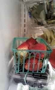 I loooooove berries.