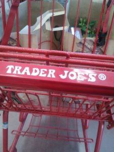 My first time at a Trader Joes! I fell in love :)