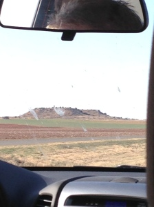 I didn't know the TX panhandle had so many mesas! I absolutely love desert-like terrain.