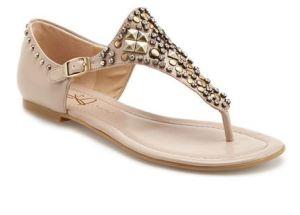 Kaycia leather sandals (Joan & David -- Rue La La).