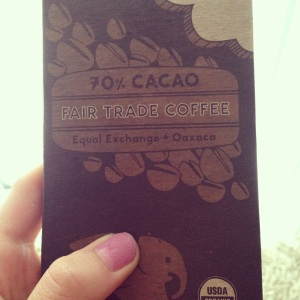 The best chocolate in the world.