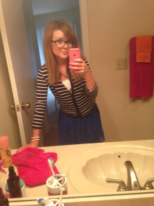 Nautical AND nerdy.